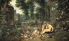 Bruegel látásallegóriája)