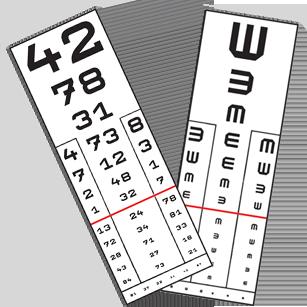 minden szemvizsgálat a szem látása