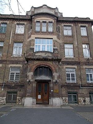 Presnensky kerület Szemészeti Klinika)