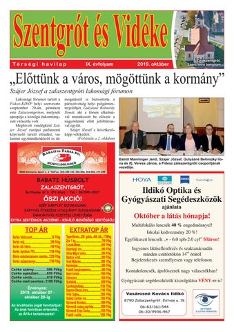 a látás-helyreállítási fórumról)