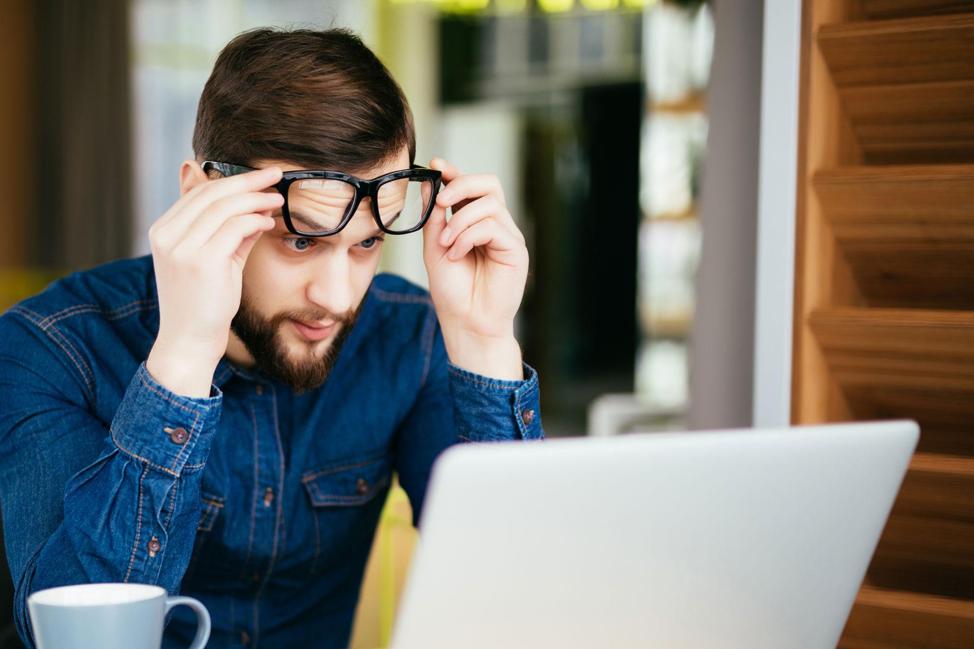 Mik a látási problémái?)