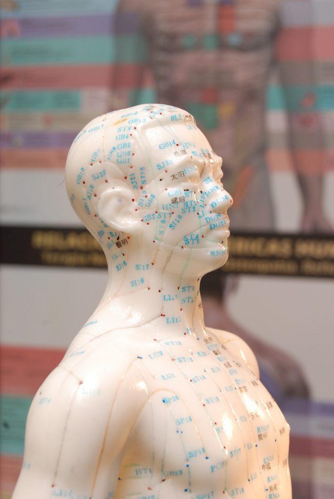 akupunktúra látásból)