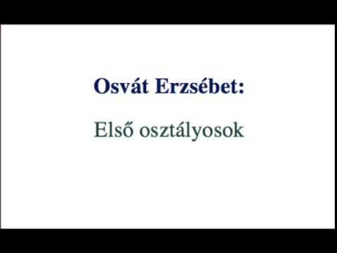 első osztályosok látásvizsgálata)