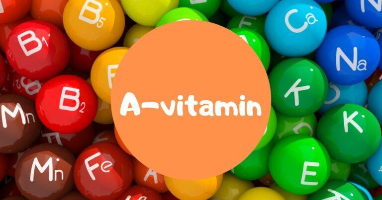 vitaminok látása)