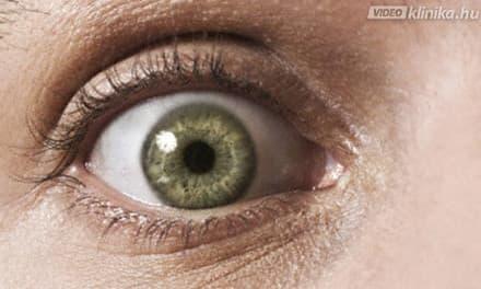 érzékszervi károsodás látásromlás