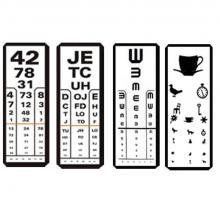 látásvizsgálati táblázat mérete)