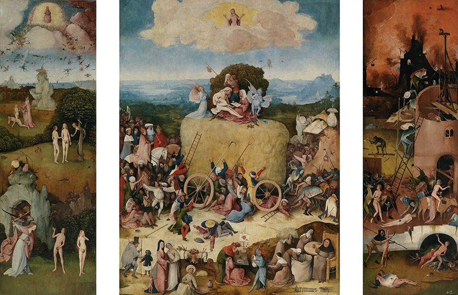 """""""Látás allergiája"""", Jan Brueghel, az idősebb - a festmény leírása"""