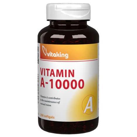 hogy a C-vitamin hogyan befolyásolja a látást)