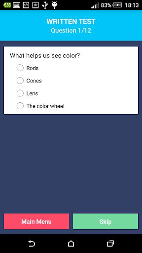 hogyan kell látásélességi tesztet készíteni