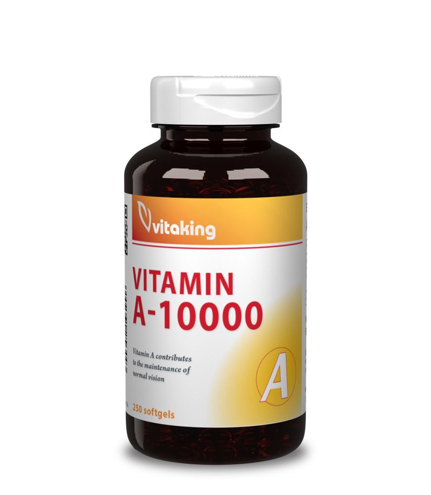 vitaminok a termékek látásához