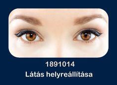 látás helyreállítási hely)
