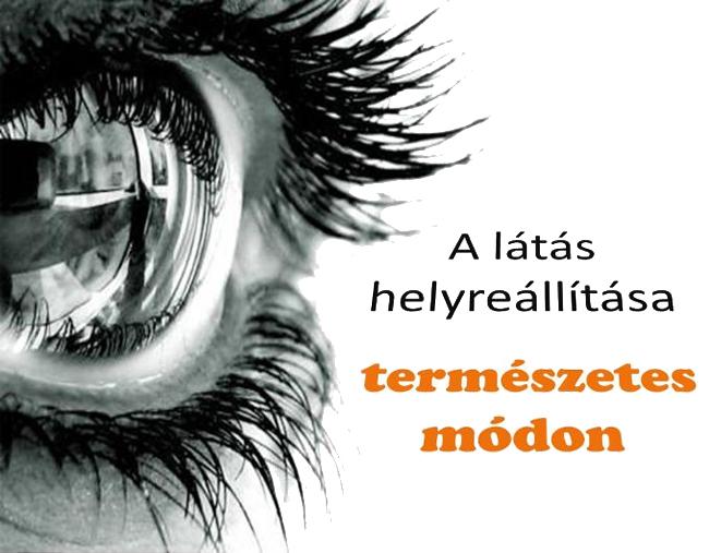 a látás helyreállítási ideje)