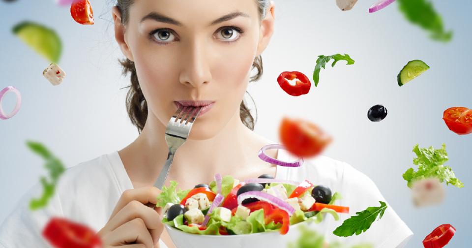 mikhailovna étel, amely segíti a látást)