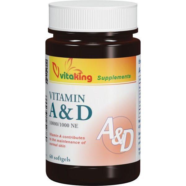 vitaminok a termékek látásához)