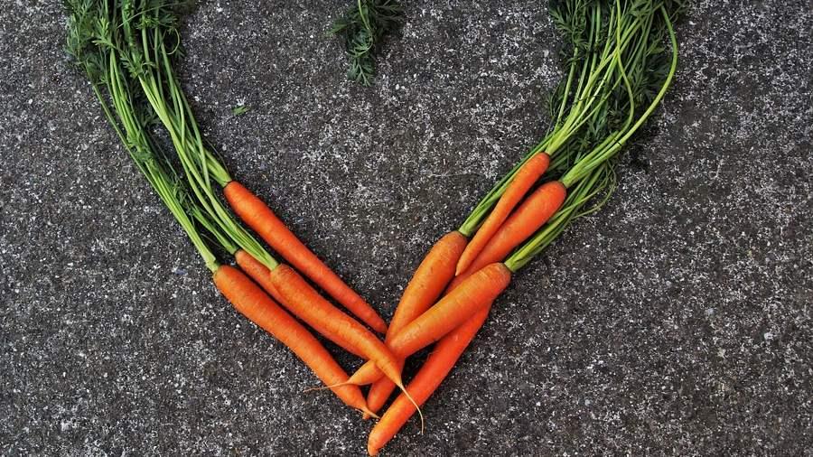zöldségek a látáshoz)