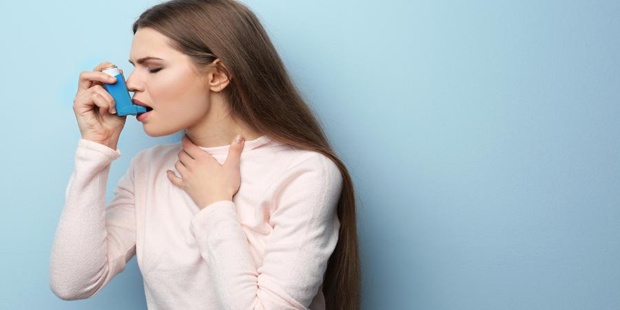 látás és bronchiális asztma