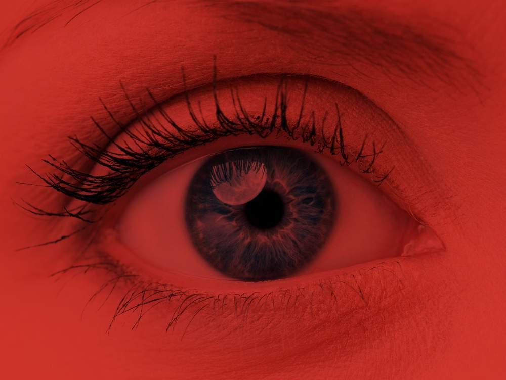 a szem normális látása látvány és síelés