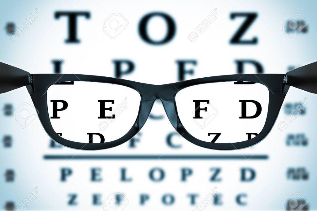 betegségek látásvizsgálata)