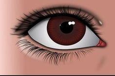 a látás romlott, a szemek fájtak)
