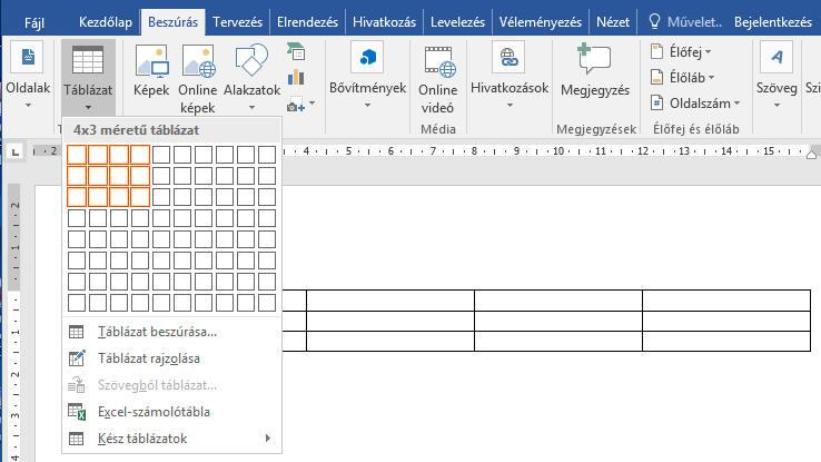 Az első sorok vagy oszlopok rögzítése a panelek rögzítésével a Mac Excelben
