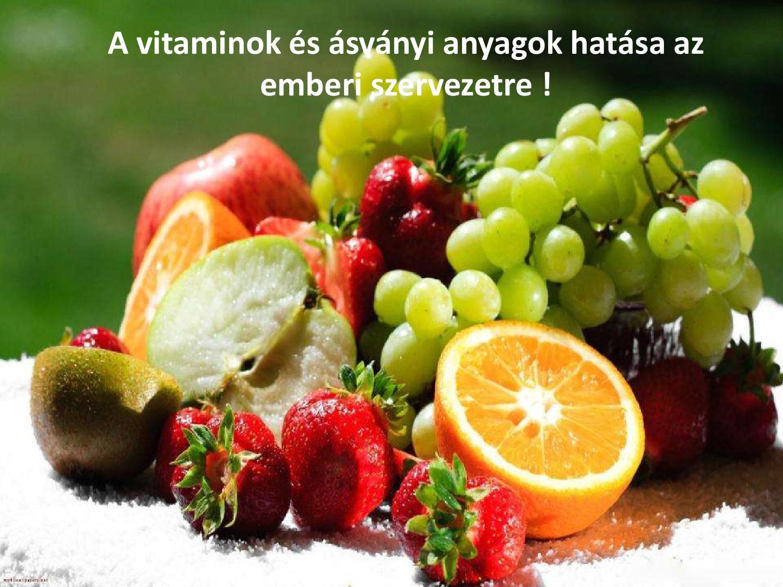 A vitaminok hiánya és tüneteik | BENU Gyógyszertárak