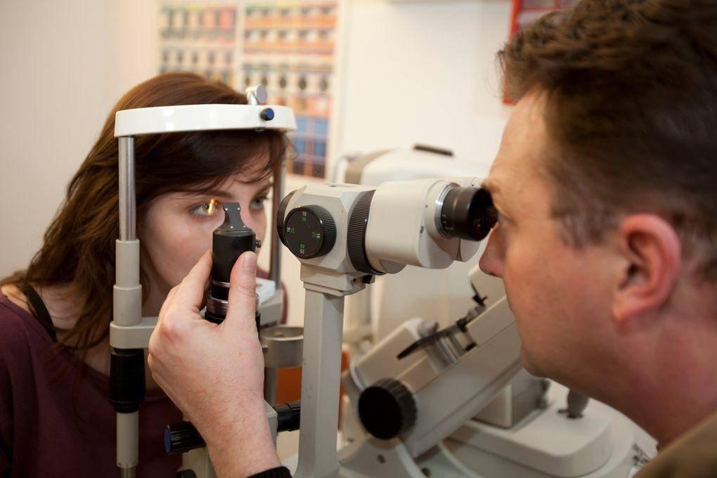 myopia fizioterápia