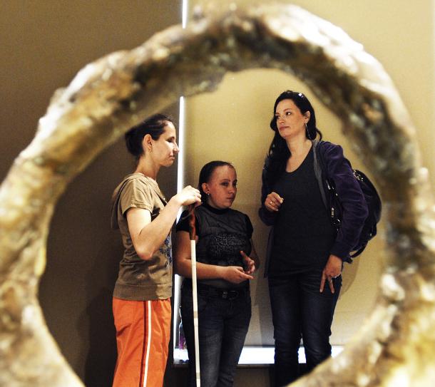 A Látás-Mód Alapítvány a Látássérült Emberek Oktatásáért honlapja