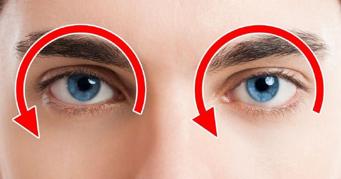 A masszázs javítja a látást?