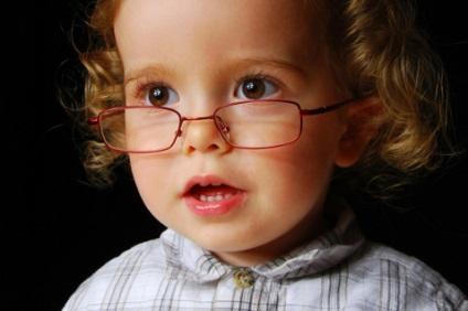 a myopia korrekciója gyermekeknél