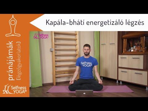 A látás helyreállítása a jógával - látás, hallás