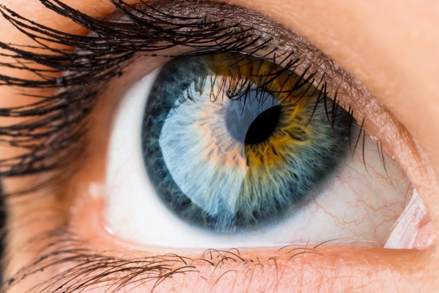 a látásvesztés veszélye