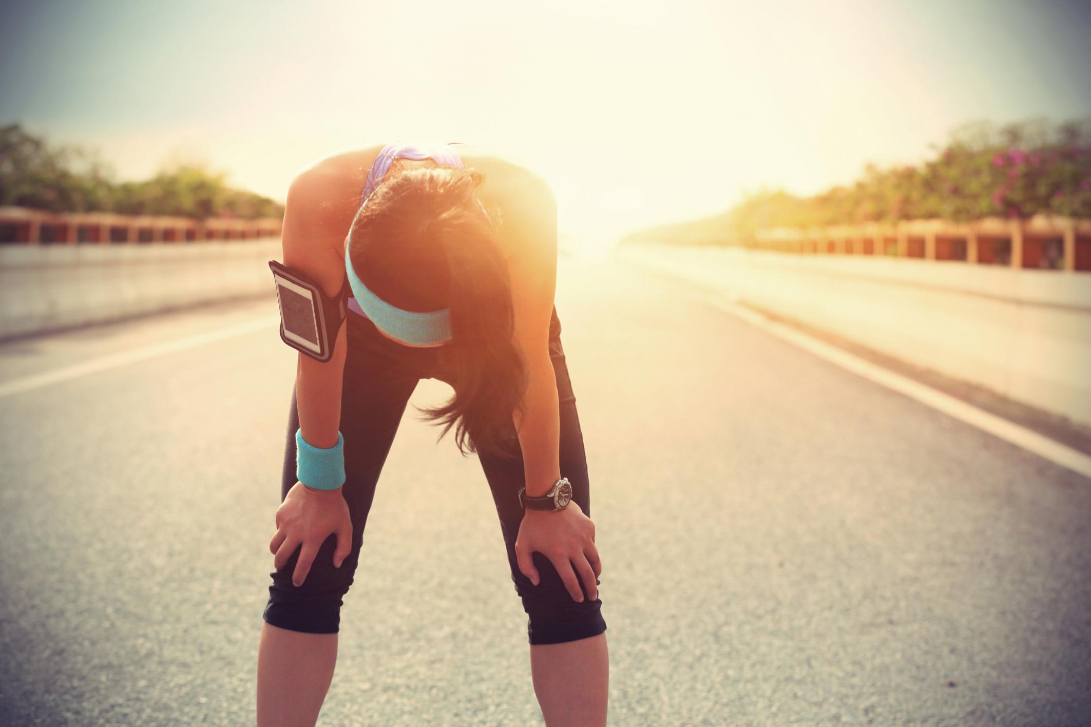 Miért fáj a fejed edzés közben?