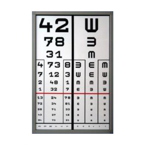 látásélesség 003