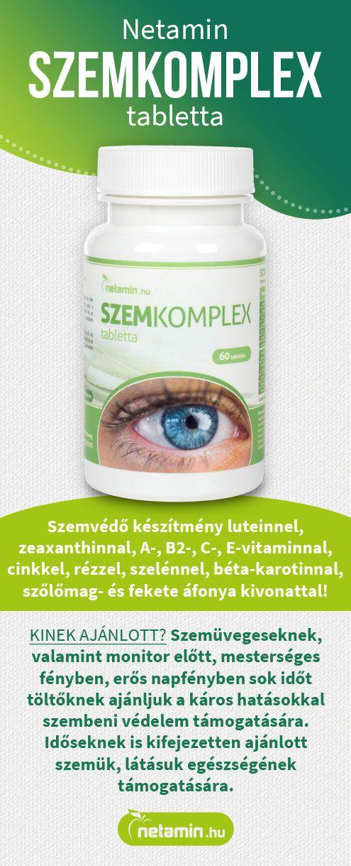 vitamin látás áfonya