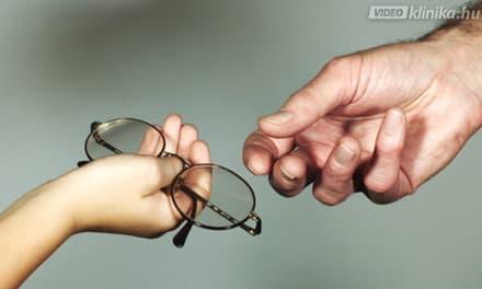 ami miatt elvész a látás