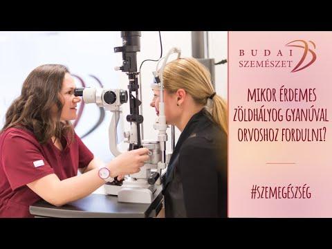 Gyakorlatok a látás és a bates módszer helyreállítására