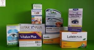gyógyszerek vitaminok látás