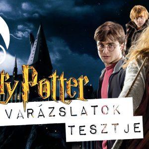 TESZT: mire valók a Harry Potteres bűbájok és varázslatok?