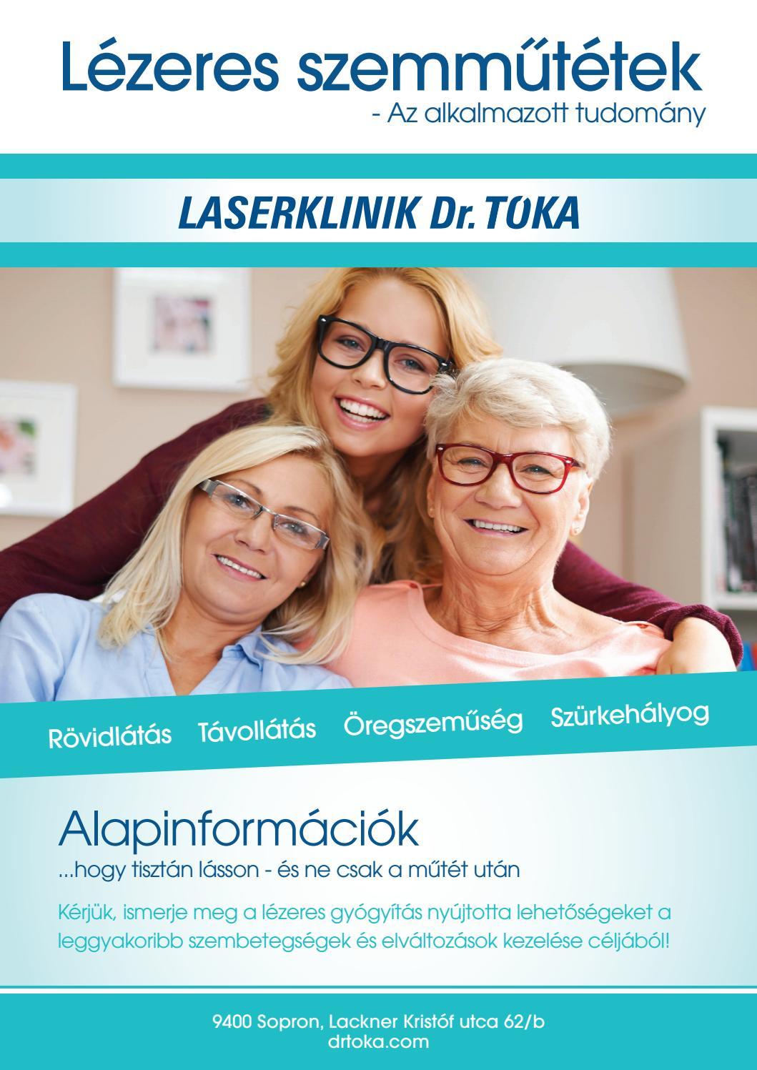 műtéti látás előnyei és hátrányai