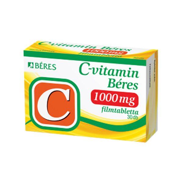 hogyan befolyásolja a C-vitamin a látást