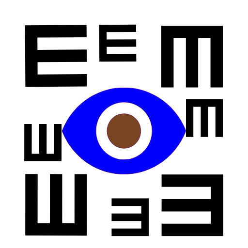 optotípusok és látásélesség)