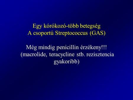 streptococcusok és látás)