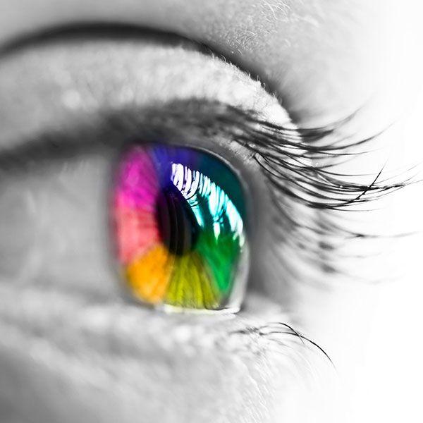 színes lencsék látási árért technikák látássérült gyermekek számára