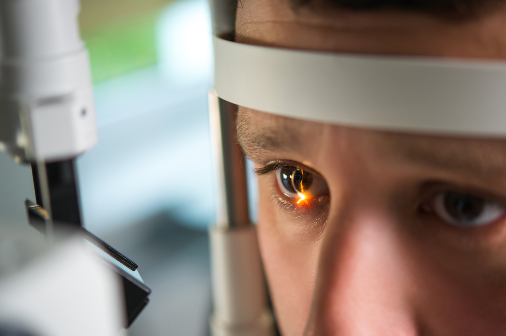 helyreállítsa a látást, ha 2 látás szédüléssel