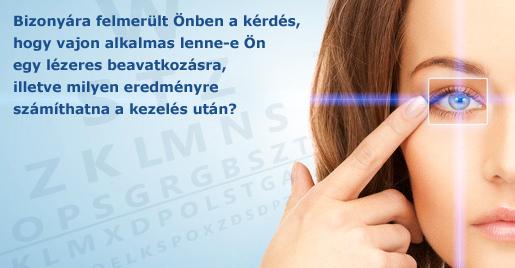 gyulladásos látásbetegségek lézeres látás helyreállítása asztigmatizmus esetén