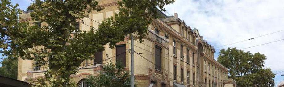 szemészeti klinika délnyugatra)