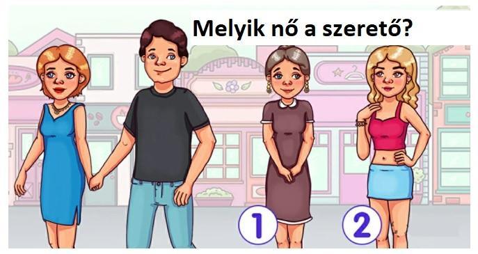 férfi és női látás)
