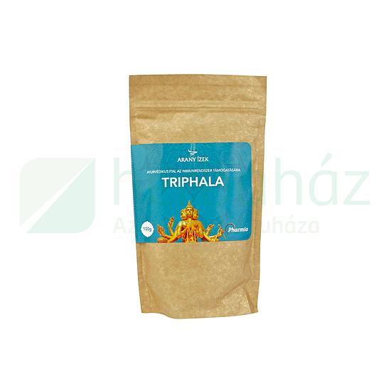 triphala látás)