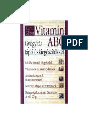 milyen vitaminokat isznak a látás helyreállításához)
