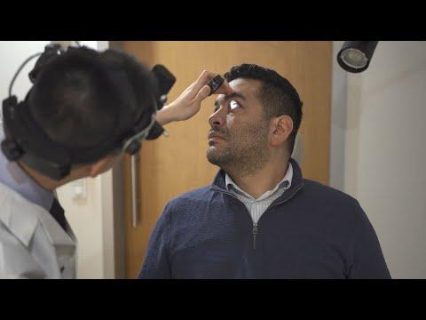 látásbetegség panuveitis)